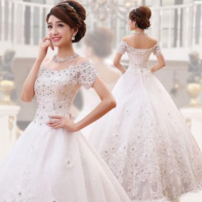 Kinh nghiệm chọn mua váy cưới: Nên và không nên