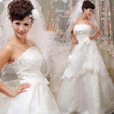 Chọn váy cưới cho cô dâu có thân hình đẫy đà